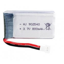 3.7V 25C 800mAh Li-po battery For SYMA X4 X15 X5A-1 X15C X15W H31 H107 H6C KY101 E33C E33 U816A V252 RC Drone Spare Parts