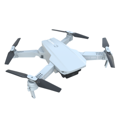KF609 TENG Mini With Dual Cameras Optical Flow Positioning Gesture Recoding Aerial Folding RC Quadcopter RTF - 4K Wifi Camera