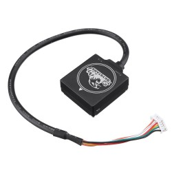 Skystars G730L HD Part ST100 M8N GPS Module UBX-M8030 For Mini PIX / F4 / F7 Flight Controller