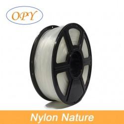 Nylon Filament 3D Printer Pa Polyamide Nature Transparent Color 1Kg