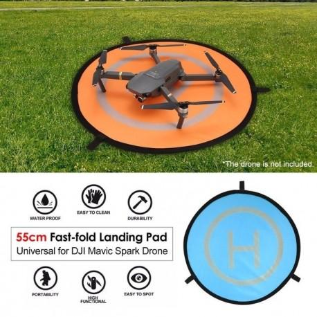55CM Foldable Landing Pads Portable For DJI Mavic pro FPV Racing Drone