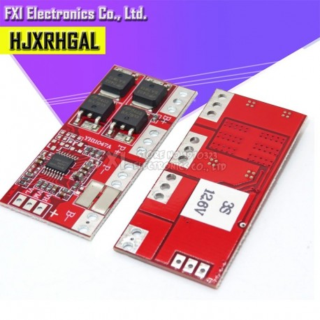 3S 30A Li-ion Lithium 18650 Battery Charger Protection Board 12.6V PCB BMS Batteries Protecting Module