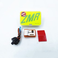 ZMR NX4-EVO 6-Axis 3D Flight Controller Gyroscope Stabilizer One Key Rescue Autobalance FC For RC Airplane