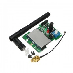 2.4G CC2500 A7105 DSM2 Multiprotocol TX Module With Antenna