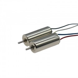 4PCS 7*16mm Mini 716 Coreless HM Motor Electric DC 3.7V 50000RPM