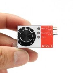 Mini Servo Tester 4.8V to 6.0V STV2.3 BEC Tester