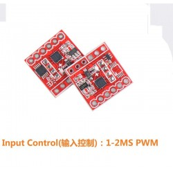 channel Video Switcher Module 2 / 3 way Video Switch AV video switcher switch FPV aerial multi-view switching For Drone