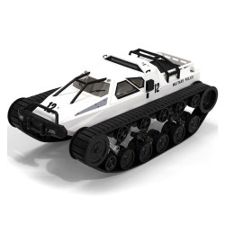 SG 1203 1/12 2.4G Drift RC Tank Car High Speed Full Proportional Control Vehicle Models