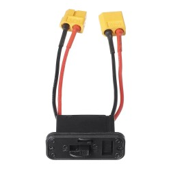 80x50x20mm Large Current Electronic Switch Lipo Battery Switch On Off Power Switch with XT60