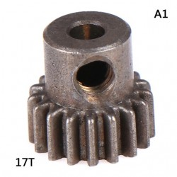 Motor Pinion Gears 17T Truck 1/10 RC Parts
