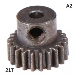 Motor Pinion Gears 21T Truck 1/10 RC Parts