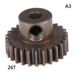 Motor Pinion Gears 26T Truck 1/10 RC Parts