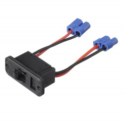 80x50x20mm Large Current Electronic Switch Lipo Battery Switch On Off Power Switch with EC3 Plug