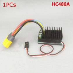 1PCs 10V~32V 12V 24V 480A Bidirectional Brushed 3S~6S ESC