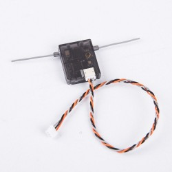 FT4X 2.4G Mini SBUS RC Receiver Compatible With FASST for RC Drones