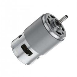 775 DC 12V-24V 3000-7000RPM motor ball bearing large torque high power low noise DC motor