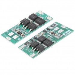 Li-ion Lithium Battery Charger Module 2S 20A Protection Board PCB BMS 18650 Lipo Cell