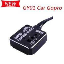 AGFRC AGF GY01Gyro Car gyroscope CNC High Htability Hluminum Hase Tuned Gyro for Nitro RC Drift Car