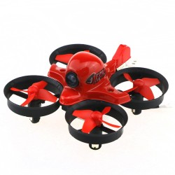 T36S Ducted 65mm 5.8G CMOS 800TVL 40CH 25mW Micro FPV F3 FC Coreless Racing RC Drone Quadcopter BNF
