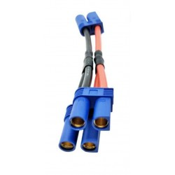 EC5 Parallel Series Connection Line Cable Wire For Lipo Battery - parallel (1 male 2 female)