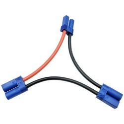 EC5 Series Connection Line Cable Wire For Lipo Battery (2 male 1 female)
