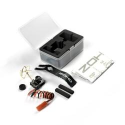 ZOHD Kopilot And VC400 FPV Autopilot System Flight Controller W/ GPS Module Plus VC400 PIGGYBACK AIO OSD Camera 5.8G 40CH VTX