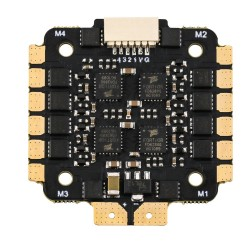 Eachine Tyro79 Spare Part 20x20mm 20A BLHeli_S 2-4S 4in1 Brushless ESC for RC Drone FPV Racing