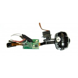 FUNSKY S20 WIFI FPV RC Drone Quadcopter Spare Parts 4K HD Camera