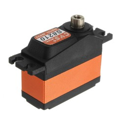 CYS-S8210 4.8-6.0V Metal Gear Micro Digital Tail Servo for 450 500 RC Helicopter