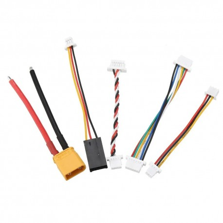 Eachine Tyro79 140mm 3 Inch DIY Version FPV Racing RC Drone Spare Part Wire Cable Set