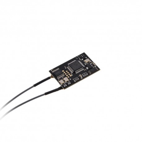 AGFRC MRFS01 2.4G FASST Mini Receiver Compatible SBUS RSSI Output for Mini RC Drone FPV Racing