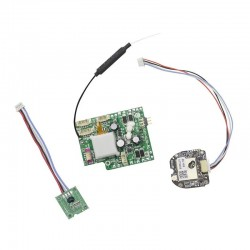 Eachine EG16 GPS RC Drone Quadcopter Spare Parts Receiver Board with GPS Geomagnetic Module