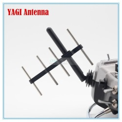 2.4G 7g Lightweight YAGI Antenna Signal enhancement Signal Booster For FRSKY RC Drone