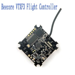 Beecore VTXF3 Brushed Flight Controller Integrated OSD 25mw Photography OSD AV Transfer Quadcopter Tiny 6 7 6x 7x