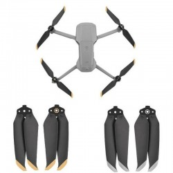 Quick Release 7238F Low Noise Foldable Propeller Props Blade Set for DJI Mavic Air 2 RC Drone Two Pairs