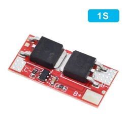 Bms 1s 10a Bms 18650 Li-ion Lipo Battery Protection Circuit Board