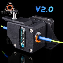 Trianglelab High Performance BMG Extruder V2.0 Cloned Btech Bowden Extruder Dual Drive Extruder for 3d printer