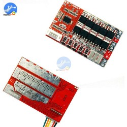 BMS 4S 5S 50A 18650 Lithium Battery Cell Charge Protection Board 3.2V 3.7V BMS Balance