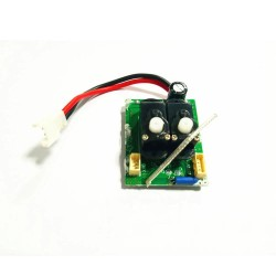 EAR411 4CH Receiver With Gyro+2pcs 2g Servo for Volantex 761-1 761-3 761-4 Sport Cub 500 RC Airplane