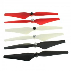 1 Pair New Upgraded 1045 Propeller CW CCW Blade For 2212/2216 Motor Self Locking Multicopter Drone Spare Parts