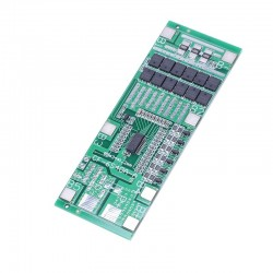 24V 6S 40A 18650 Li-Ion Lithium Battery Protect Board Solar Lighting Bms Pcb With Balance
