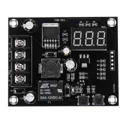 VHM-003 Charging Control Module 12-24V Storage Lithium Battery Charger Control Switch Protection Board