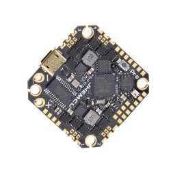 JHEMCU GHF411AIO F4 OSD Flight Controller Built-in 20A BL_S 2-4S 4in1 ESC for FPV Racing RC Drone Parts Quadcopter Multirotor