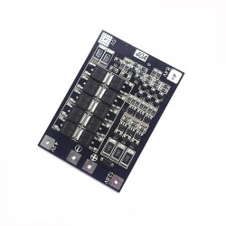 3S 40A Li-Ion Lithium Battery Charger Protection Board PCB BMS with Balancer