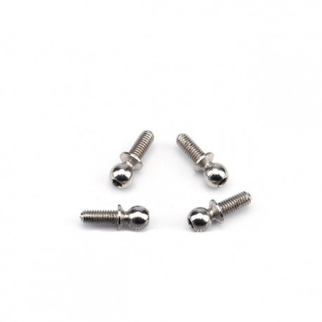 Ball Head Screw for Wltoys 144001 1/14 4WD RC Car Spare Parts Upgrade Accessories