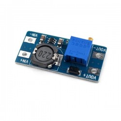 MT3608 2A DC-DC Adjustable Step Up Power Module Booster Power Module