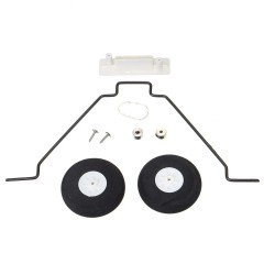 2mm Landing Gear Set For Su 27 Electric RC Airplane