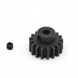 Metal Motor Pinion Gear 17T 0.8M Metallic Gear 3.175mm Hole For WLtoys 12428 12423 1/12 RC Car Crawler Short Course Truck Parts