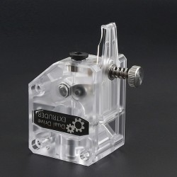 Bowden Extruder BMG extruder Cloned Btech Dual Drive Extruder for 3d printer High performance for 3D printer MK8 motor