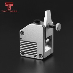 All Metal BMG Extruder Right Cloned Btech Bowden Dual Drive For Wanhao D9 Creality CR10 Mk3 Ender 3 3 Pro Prusa I3 Anet E10